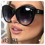 Жіночі сонцезахисні окуляри в стилі (5 кольорів), фото 5