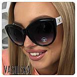 Жіночі сонцезахисні окуляри в стилі (5 кольорів), фото 7