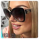 Жіночі сонцезахисні окуляри в стилі (5 кольорів), фото 10