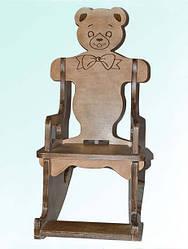 """Кресло-качалка """"Мишка"""" старинный"""