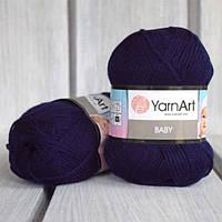 YarnArt Baby -  583 темно синий