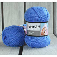 YarnArt Baby -  600 небесно голубой