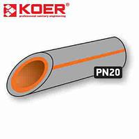 Koer PPR Труба PN20 40х6,7