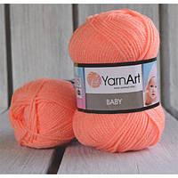 YarnArt Baby -  622 персиковый