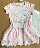 Платья для девочек оптом, S&D, 1-5 лет, № CY1175