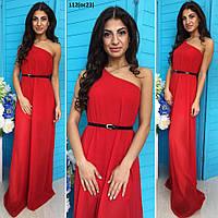 Длинное нарядное платье 112(ос23)