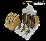 Рубильник перекидной 3Ф 100А, фото 2