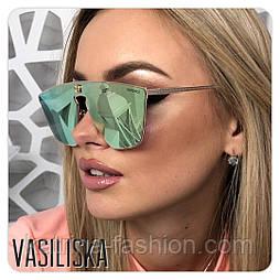 """Женские солнцезащитные очки в стиле """"Versache"""" (6 цветов)"""
