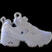 Кроссовки Reebok Insta Pump Fury белые
