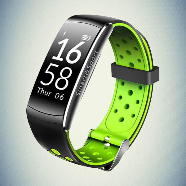 Фитнес-браслет Q8 тонометр