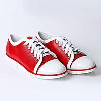 Спортивные туфли красные, фото 1