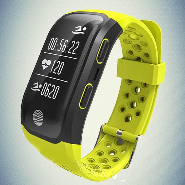 Фитнес-браслет S908 (G03) GPS