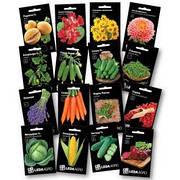 Семена овощей в мини пакетах