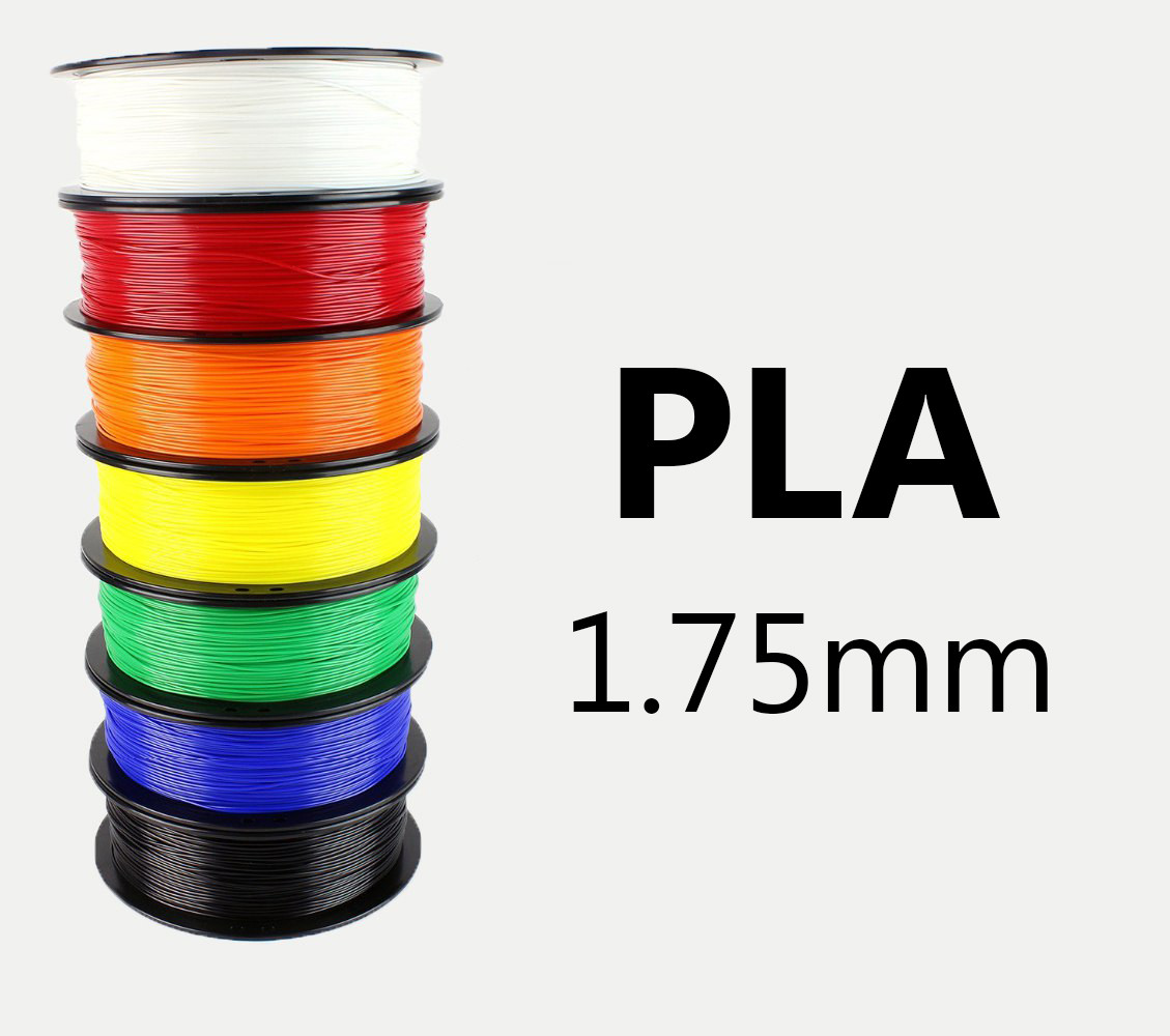 "PLA Пластик ""MonoFilament"" 1,75mm Все цвета"