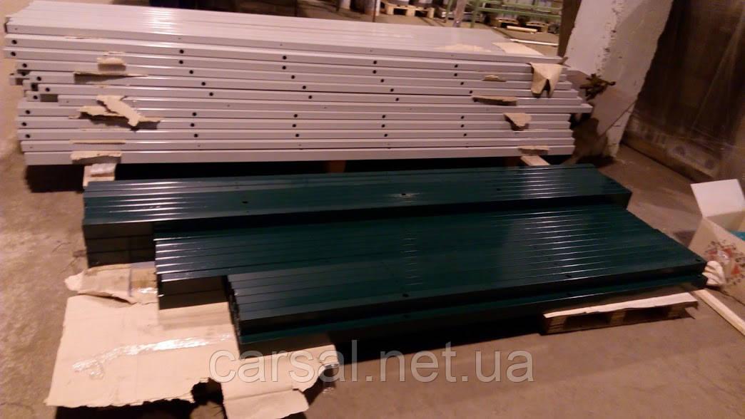 Столб с полимерным покрытием H - 3,0