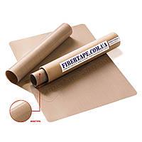 Тефлоновый коврик для выпечки ламинированный 150 мкм, 300х400 мм