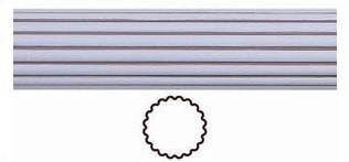 Труба рифленная 98.3012 (30, 40 мм) метал