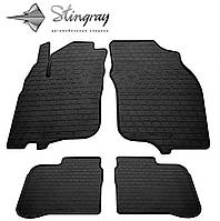 Для автомобилистов коврики Mitsubishi Carisma 1995- Комплект из 4-х ковриков Черный в салон