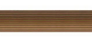 Труба рифленная 98.1012 (латунь) 25 мм.