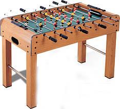 Футбол настольный деревянный ZC1019А