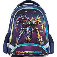 Рюкзак школьный Kite Transformers TF18-517S; рост 115-130 см