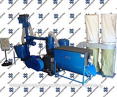 Линия гранулирования МЛГ-500 (max) с гранулятором Grand-200 (Гранд-200) от 600 кг/час