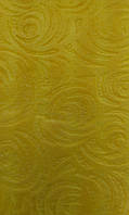 Плед акриловый Mink Premium 220х240 жёлтый