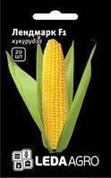 "Семена кукурузы Лендмарк F1, 20 сем., суперсладкой, ТМ ""ЛедаАгро"""