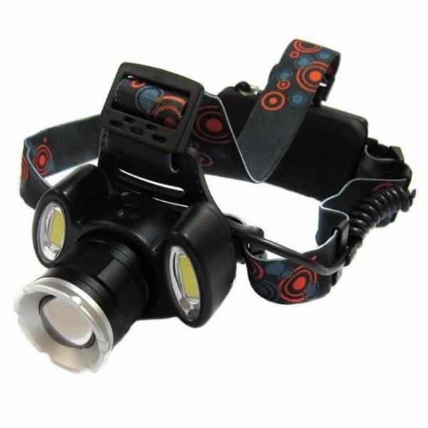 Налобний ліхтарик BL POLICE С865