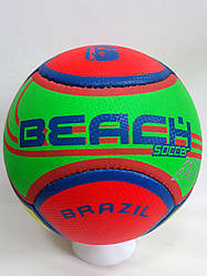 М'яч пляжний Beach Soccer Aqua di mare Brazil