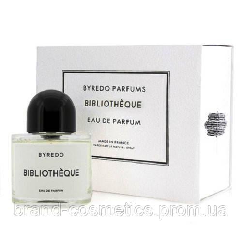 Женская парфюмированная вода Byredo Bibliotheque 100 мл