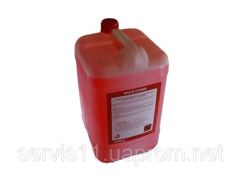 Жидкость для чистки теплообменников Boiler Cleaner 10л