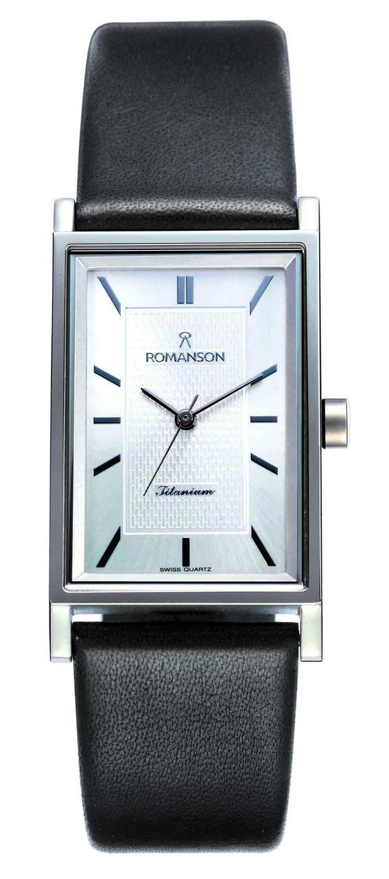 Часы Romanson DL4191SMWH WH кварц.