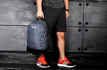 Спортивный рюкзак Reebok серого цвета