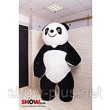 НАДУВНОЙ КОСТЮМ (пневмокостюм, пневморобот) Панда
