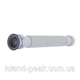АНИ Гофросифон (G116) 40/50 длина 840 мм-1590 мм, выпуск 70 мм