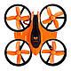 Дрон квадрокоптер FuriBee F36 мини. Оранжевый., фото 3