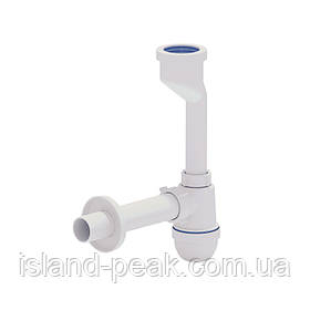 АНИ Сифон (U1003) для писсуара (выход 32 мм) и рямой трубкой