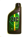 Моторное масло Zic A+ 5W-30 (Канистра 1литр) для бензиновых двигателей, фото 4