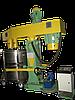 Диссольвер двухвальный с гидроподъёмником