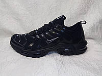 Мужские кроссовки Nike Air Max 95 Tn Plus All Black, фото 1
