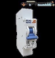 Выключатель автоматический BM-63 1п/10А KEAZ optima