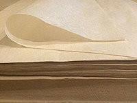 Подпергамент бумага упаковочная плотностью 45г/м2, размер 420мм*300мм