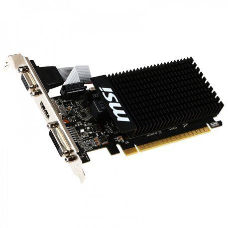 Видеокарта Msi GT710 2G D3 LP (GT 710 2GD3H LP)