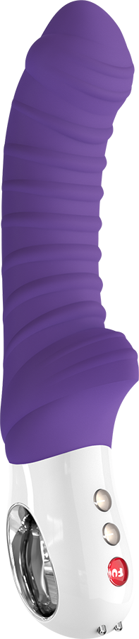 Большой Вибратор TIGER G5 Fun Factory® Фиолетовый