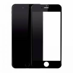 Защитное стекло 5D для iPhone 6 Plus/6s Plus FULL SCREEN черный, тех.уп.