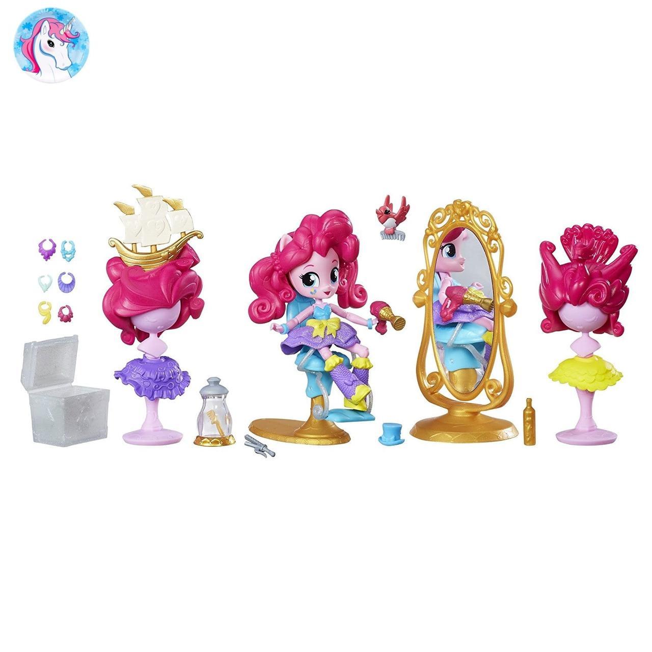 Игровой набор My Little Pony Пинки Пай салон красоты Pinkie Pie Salon -  Детские игрушки интернет 750cfff81fa