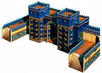Сборная модель из картона Ворота Иштар, Умная бумага