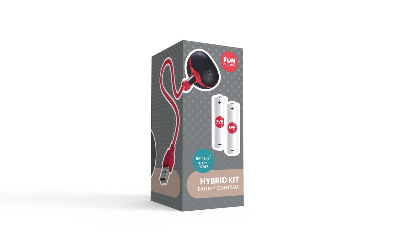 Комплект аккумуляторов и кабель зарядки HYBRID KIT Fun Factory®
