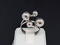 Срібне кільце. Артикул 391076С 19, фото 1
